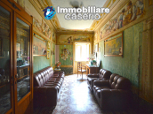 Large historic building with two terraces for sale in Molise 14