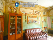 Large historic building with two terraces for sale in Molise 15