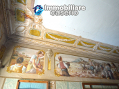 Large historic building with two terraces for sale in Molise 17