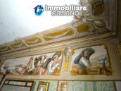 Large historic building with two terraces for sale in Molise 18