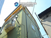Large historic building with two terraces for sale in Molise 2