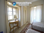 Large historic building with two terraces for sale in Molise 22