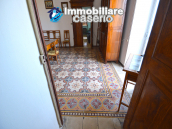 Large historic building with two terraces for sale in Molise 23