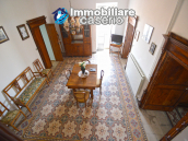 Large historic building with two terraces for sale in Molise 26