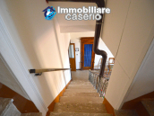 Large historic building with two terraces for sale in Molise 27