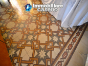 Large historic building with two terraces for sale in Molise 30