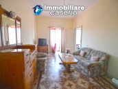 Large historic building with two terraces for sale in Molise 34