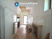 Large historic building with two terraces for sale in Molise 38