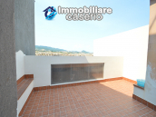 Large historic building with two terraces for sale in Molise 39