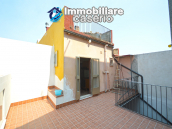 Large historic building with two terraces for sale in Molise 41