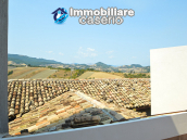 Large historic building with two terraces for sale in Molise 44