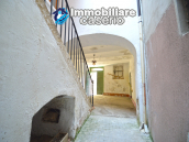Large historic building with two terraces for sale in Molise 45