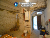 Large historic building with two terraces for sale in Molise 46