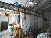 Large historic building with two terraces for sale in Molise 48