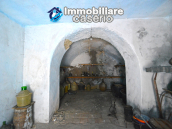 Large historic building with two terraces for sale in Molise 50