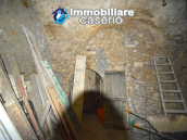 Large historic building with two terraces for sale in Molise 52