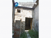 Large historic building with two terraces for sale in Molise 54
