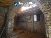 Large historic building with two terraces for sale in Molise 55
