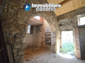 Large historic building with two terraces for sale in Molise 56