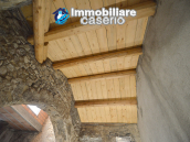 Large historic building with two terraces for sale in Molise 57