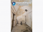 Large historic building with two terraces for sale in Molise 58