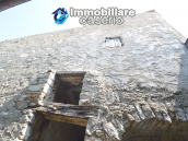 Large historic building with two terraces for sale in Molise 59