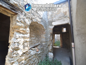 Large historic building with two terraces for sale in Molise 61