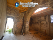 Large historic building with two terraces for sale in Molise 62