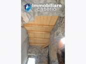 Large historic building with two terraces for sale in Molise 65
