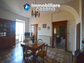 Large historic building with two terraces for sale in Molise 9