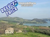 Wonderful stone house for sale with lake view in Guardialfiera, Campobasso, Molise 1