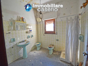Country house to renovate on two floors with terrace and land for sale in Abruzzo 12