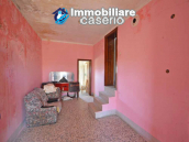 Country house to renovate on two floors with terrace and land for sale in Abruzzo 16