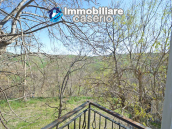Country house to renovate on two floors with terrace and land for sale in Abruzzo 17
