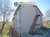 Country house to renovate on two floors with terrace and land for sale in Abruzzo 20