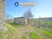Country house to renovate on two floors with terrace and land for sale in Abruzzo 24