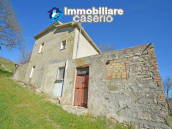 Country house to renovate on two floors with terrace and land for sale in Abruzzo 2