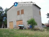 Country house with land for photovoltaic system in Montenero 1