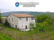 Country house, habitable, in Roccaspinalveti, Italy 1