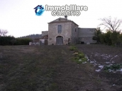 Stone house for sale in Molise, Italy 1