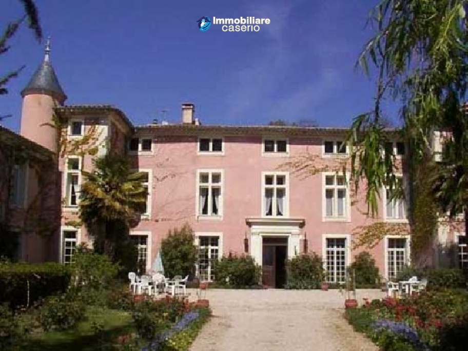 Marvellous castle for sale in Provence, France