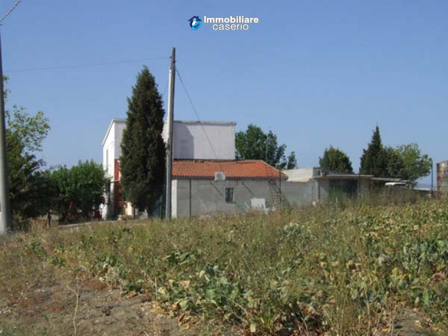 Cottage for sale with lovely panoramic view in Montenero di Bisaccia, Campobasso, Molise
