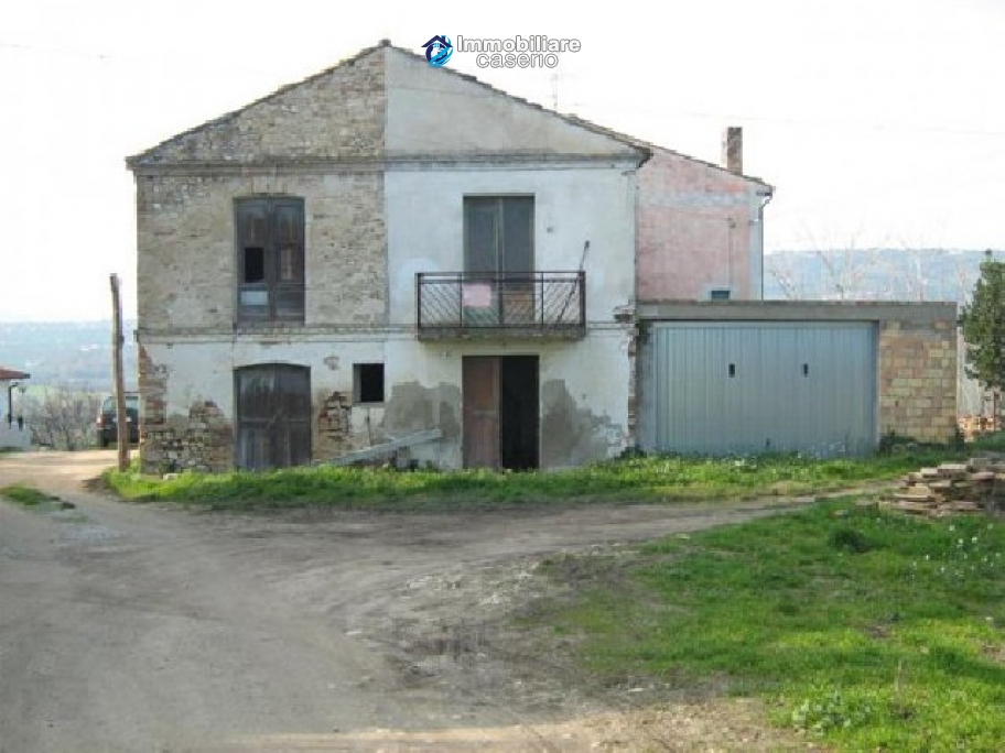 Lovely country home with mountain view in Lanciano, Chieti