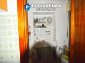 The property includes two houses for sale in Italy, Region Abruzzo - Village Guilmi 11