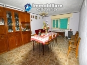 The property includes two houses for sale in Italy, Region Abruzzo - Village Guilmi 13
