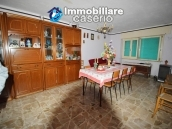 The property includes two houses for sale in Italy, Region Abruzzo - Village Guilmi 14