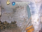 The property includes two houses for sale in Italy, Region Abruzzo - Village Guilmi 27
