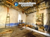 The property includes two houses for sale in Italy, Region Abruzzo - Village Guilmi 32
