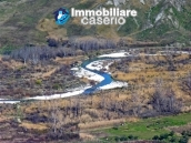 The property includes two houses for sale in Italy, Region Abruzzo - Village Guilmi 35