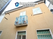 The property includes two houses for sale in Italy, Region Abruzzo - Village Guilmi 5